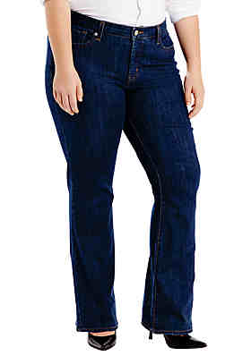 cf2a67bc125 Levi s® Plus Size Classic Boot Jeans ...