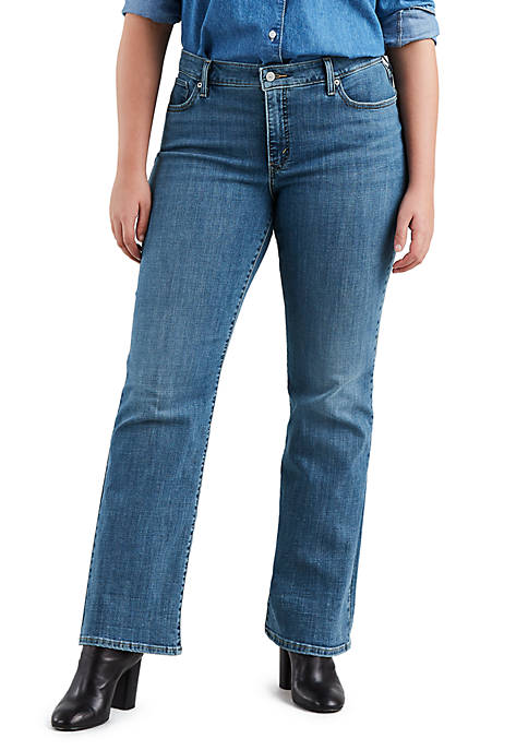 Levi's® Plus Size Classic Boot Jeans