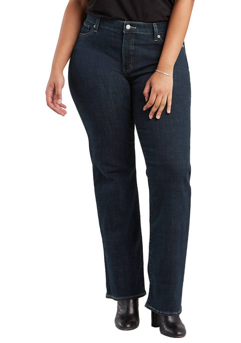 Plus Size Classic Boot Jeans