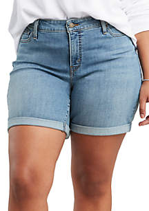 Levi's® Plus Size New Light Days Shorts