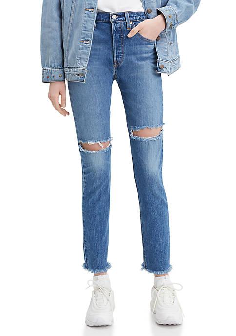 Levi's® 501 Straight Jeans