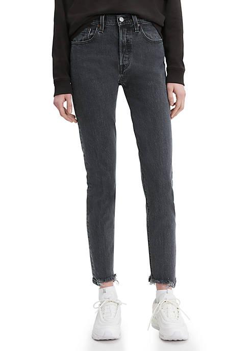 Levi's® 501 Cabo Storm Skinny Jeans