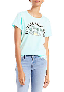 Perfect Graphic Arch Iced Tee