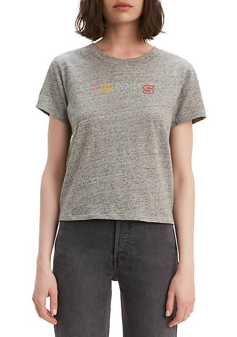 Graphic Surf Rainbow Smokestack T Shirt