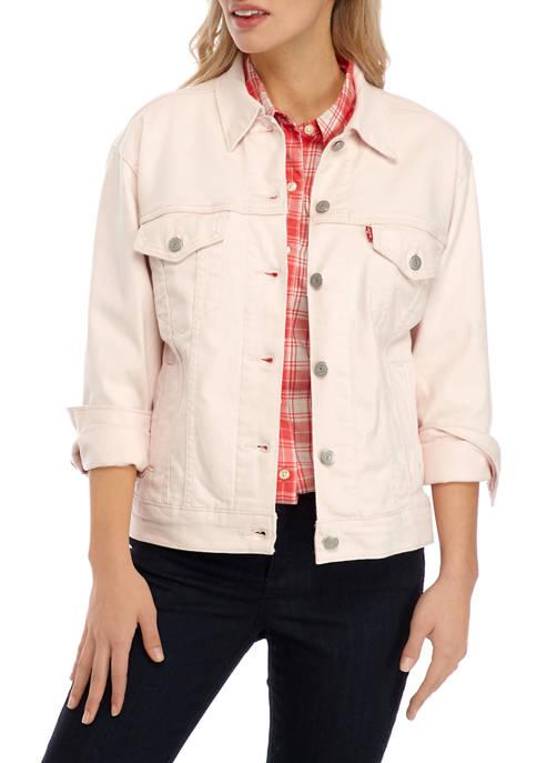 Levi's® Ex Boyfriend Trucker Jacket
