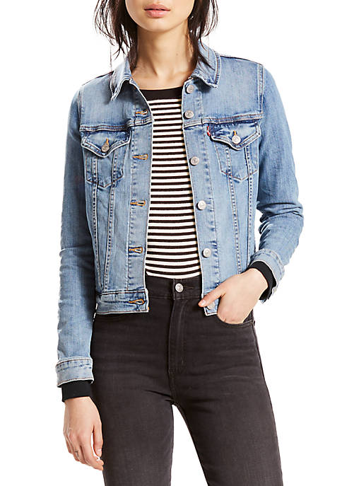Levi's® Original Denim Sweet Jane Trucker Jacket