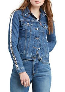 Original Trucker Sequin Lola Jacket