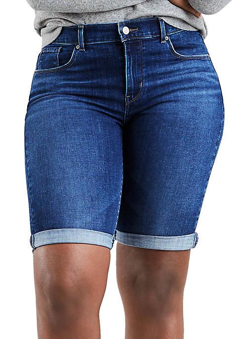 Levi's® Bermuda Update Dark Indigo Moon Shorts