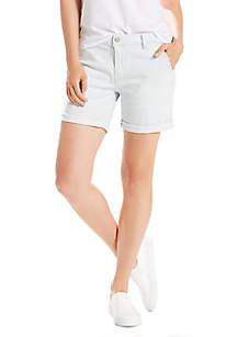 Levi's Classic Chino Soft Stripe Shorts