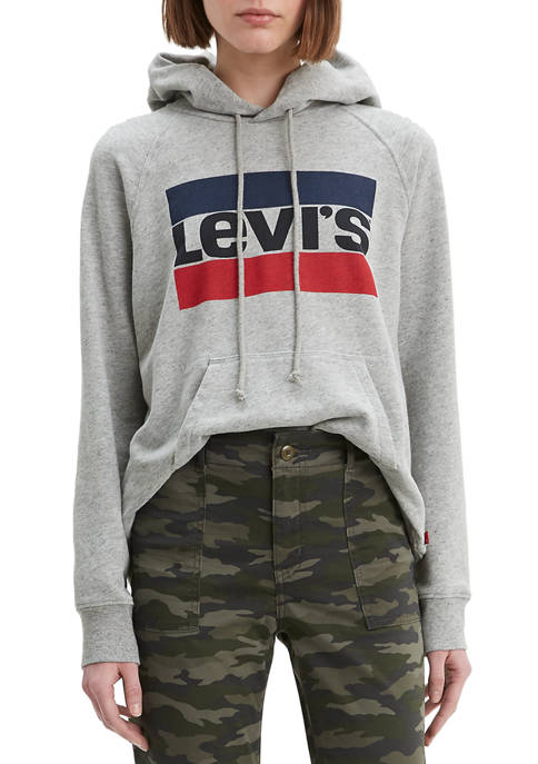 Levi's® Womens Graphic Track Hoodie