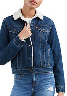 Levi's® Original Sherpa Trucker Jacket Look Of Love