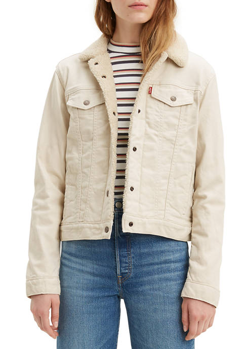 Levi's® Original Sherpa Trucker Jacket