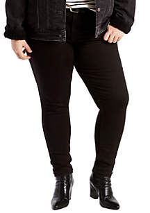 Plus Size 711 Skinny Ankle Jeans