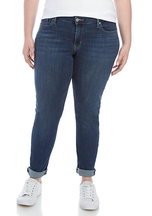 Levi's® Plus Size 711 Skinny Astro Indigo Jeans