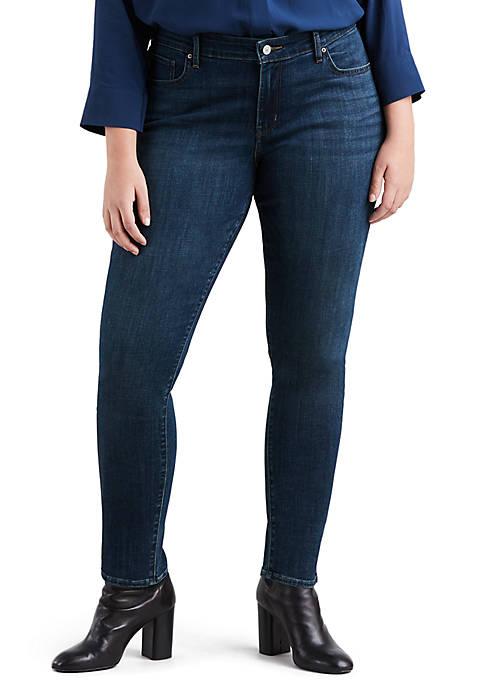 Levi's® Plus 711 Skinny Stretch Everyday Jeans