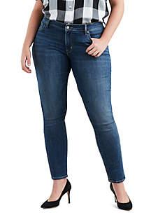 Plus Size 711 Skinny Hide and Seek Jeans