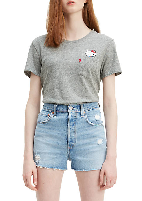 Perfect Pocket Hello Kitty T-Shirt