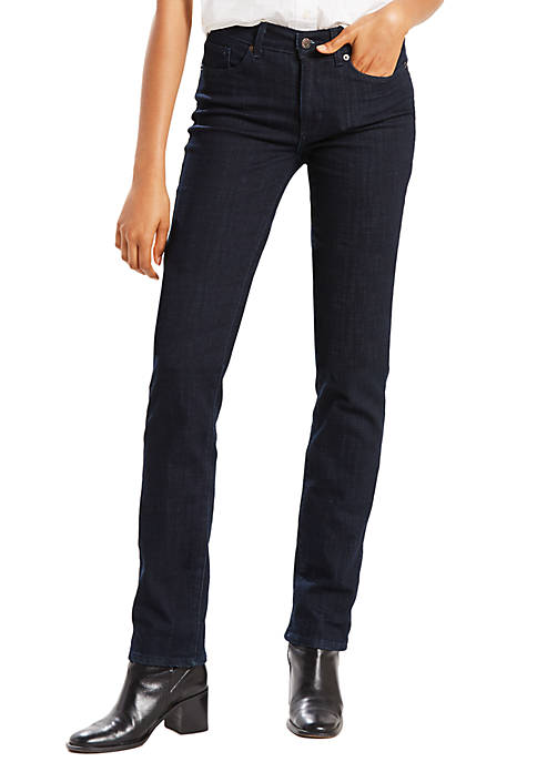 Island Rinse Classic Straight Jeans