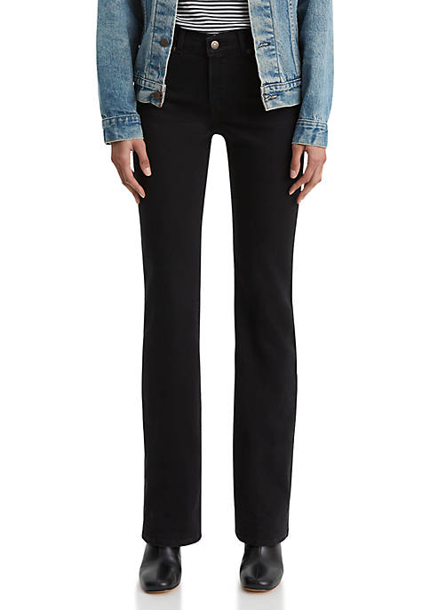 Soft Classic Bootcut Jeans