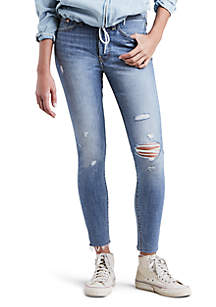 Wedgie Skinny Jeans\t450\t52305-0000 Blue Spice