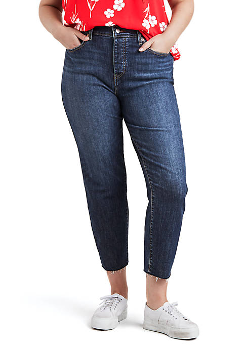 Plus Size Wedgie From The Block Jeans