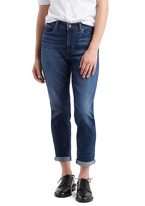 Levi's® Classic Crop Dark Indigo Moon Jeans