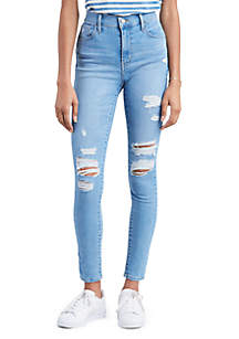 Levi's® 710 High Rise Super Skinny Roger That Jeans
