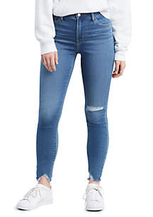 Levi's® High Rise Super Skinny Get The Party Started Jeans