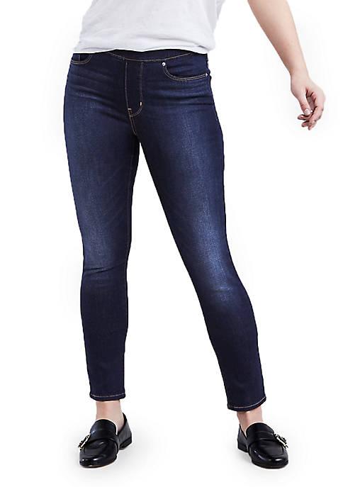 Pull-On Skinny Jeans