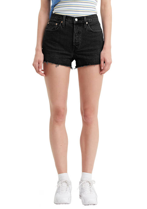 Levi's® 501 Lunar Black Shorts