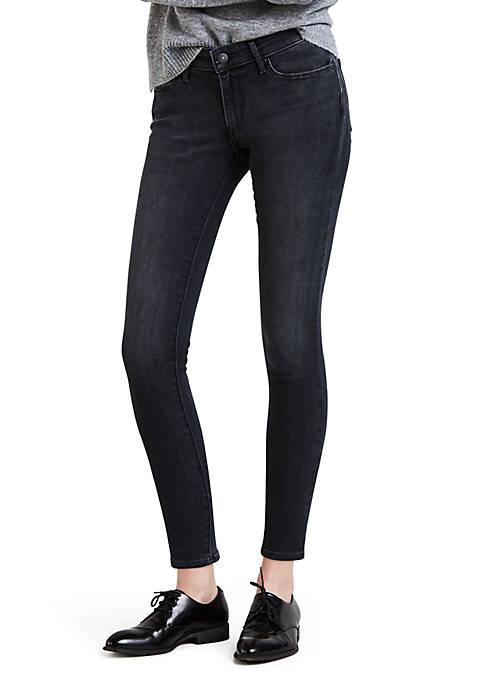 Levi's® 711 Zip Stud Skinny Stella Jeans