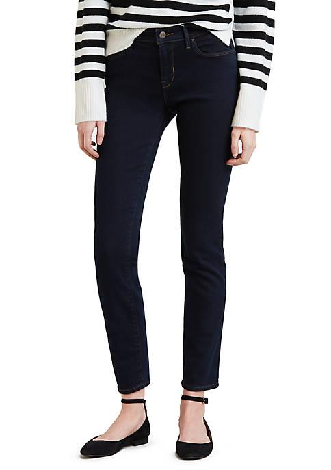 Levi's® Classic Mid Rise Skinny Jeans Deep Indigo