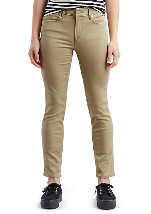 Levi's® Classic Mid Rise Skinny True Chino Pants
