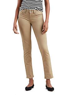 Levi's® Mid Rise Skinny Jeans Soft Harvest