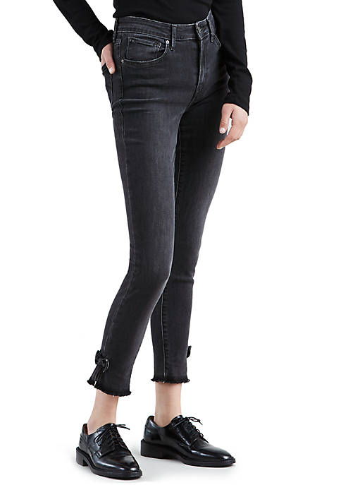Levi's® 721 High Rise Skinny Bow Jean