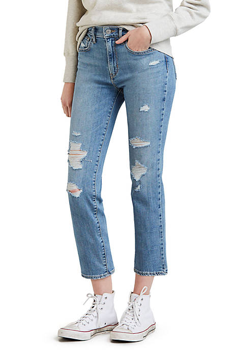 Levi's® 724 High Rise Straight Out Of Water