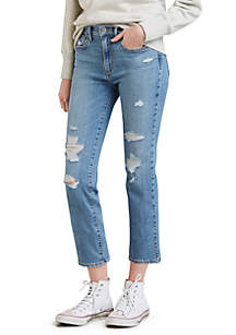 Levi's® 724 High Rise Straight Out Of Water Jeans