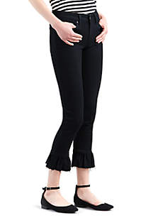 Levi's® 711 Jean with Frill Detail