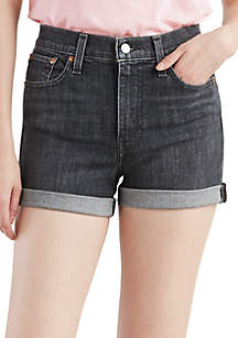 Levi's® High Rise Jean Shorts