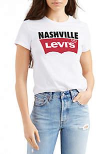 Levi's® The Perfect 2.0 Nashville Graphic T Shirt