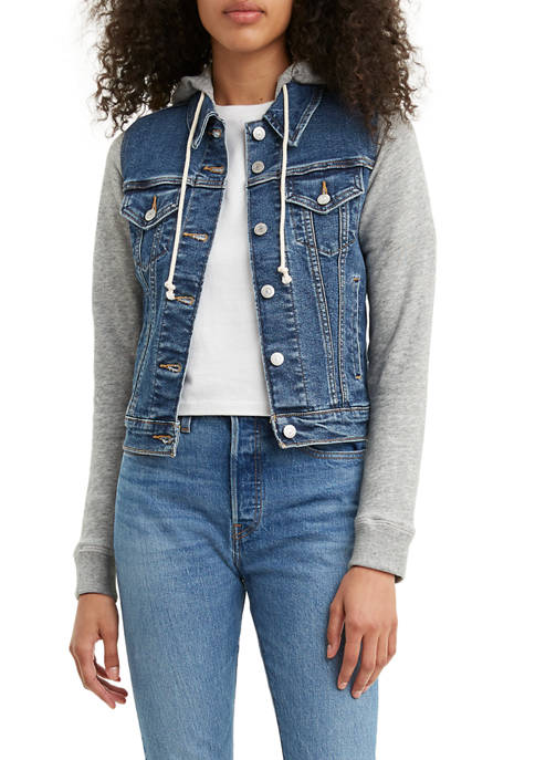 Levi's® New Hybrid Original Trucker Jacket