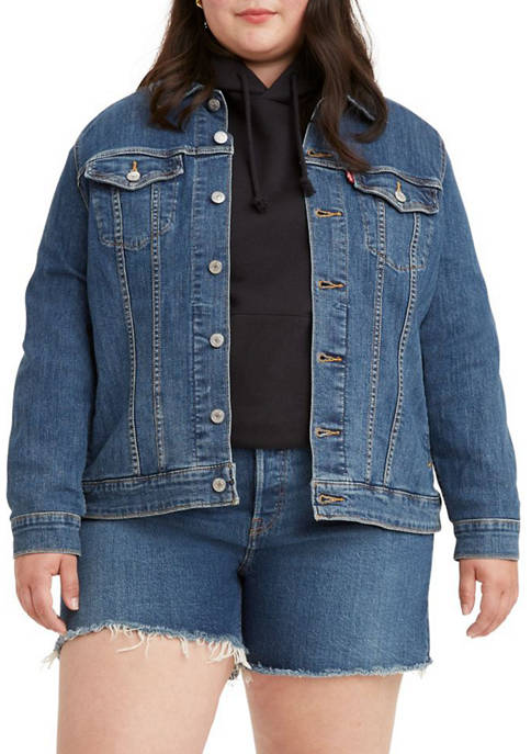Levi's® Plus Size Original Trucker Jacket