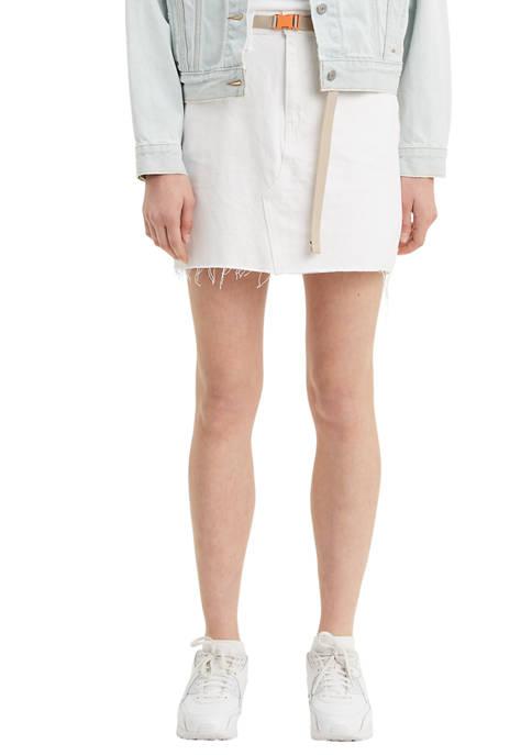 Levi's® High Rise Decon Iconic Lie Skirt