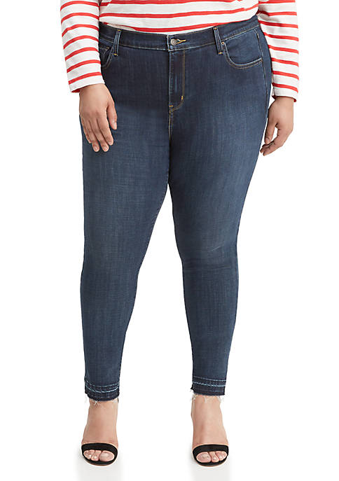 Plus Size 721 High Rise Skinny Jeans