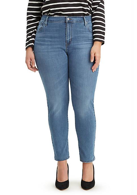 Plus Size Skinny TGIF Jeans