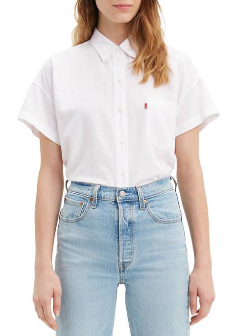 Levi's® Short Sleeve Alexandra Shirt