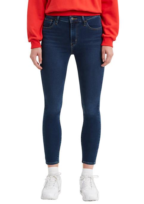 Levi's® 720 High Rise Crop Jeans