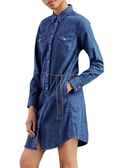 Levi's® Womens The Ultimate Western Dress