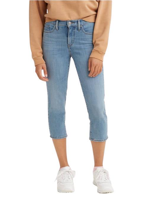 Levi's® 311 Shaping Skinny Capri Jeans