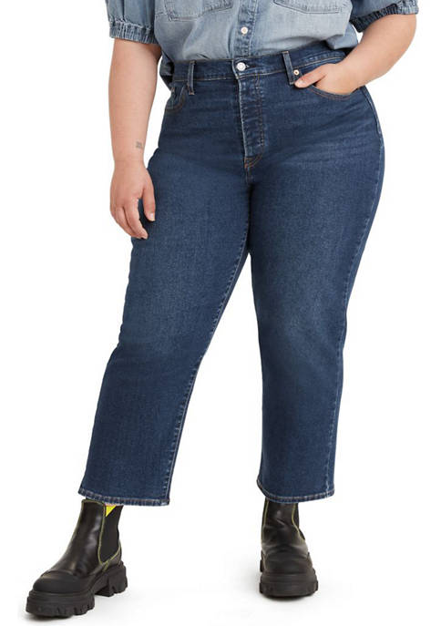 Levi's® Plus Size Wedgie Straight Jeans